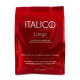 Italico Lungo kaffekapsler, 30 stk