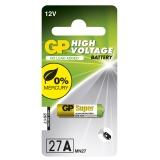 GP Alkaliskt specialbatteri 12V, 27A