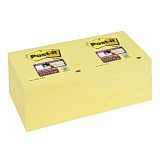 Post-It 654 Super Sticky 76x76 mm, 12 st