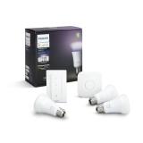 Philips Hue Startkit Hvid/Farve E27