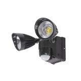 Garage PIR Light 2X3W COB LED 400lm