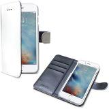 Wally Wallet Case iPhone 7 Plus Vit/Grå