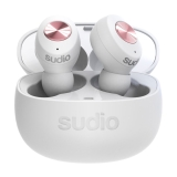 Sudio Tolv True Wireless Valkoinen
