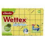 Disktrasa Wettex Soft & Fresh, 5 st