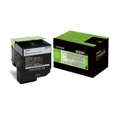 LEXMARK Värikasetti musta, 8.000 sivua, high yield
