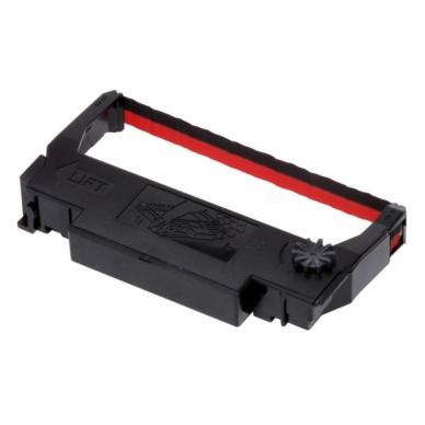 Epson ERC-38 sort/red ribbon C43S015376 Modsvarer: N/A