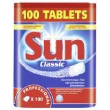 Maskinoppvask Sun Professional Tabs, 100 stk.