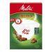 Melitta Kaffefilter 102 Hvit 80-pakk