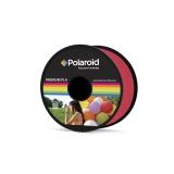 Polaroid 1Kg Universal Premium PLA Transparent Röd