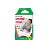 INSTAX COLORFILM MINI GLOSSY. (10/PK)