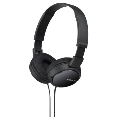 SONY Sony Headphones MDR-ZX100B Black
