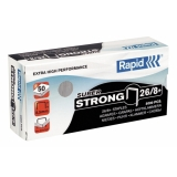 Hæfteklamme Rapid SuperStrong 26/8 5000