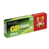GP Super Alkaline AA  5+5