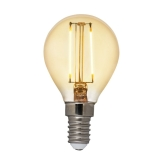 Airam Antique LED pallolamppu E14 2W