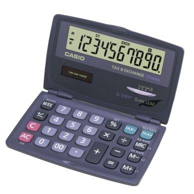 Miniräknare CASIO SL-210TE 4971850132011 Motsvarar: N/A