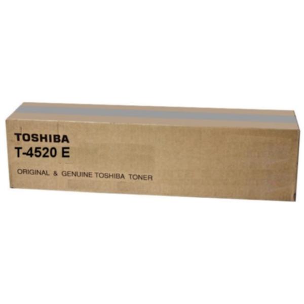 Pris på TOSHIBA Tonerkassett sort 21.400 sider 6AJ00000036 Tilsvarer: N/A