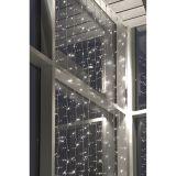Airam ljusslinga LED, gardin, 160 lampor