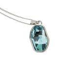 Halsband med äkta Swarovski kristall