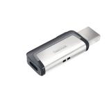 Sandisk USB -muistikortti 3.1 Ultra Dual 128GB Typ C
