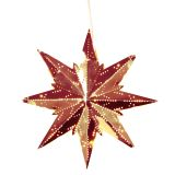 Julstjärna Star Trading Mini, koppar