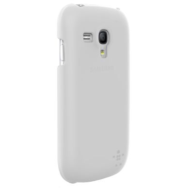 Belkin Shield Sheer Matte, plastic shell for Galaxy S III mi