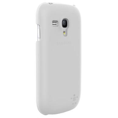 Belkin Shield Sheer Matte, plastic shell for Galaxy S III mi
