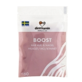 Hår hud neglen BOOST 60-pack