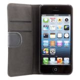 GEAR Lommebok etui iPhone 5/5S/SE Magnetskall