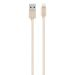 Belkin Premium Lightning Gold Cable