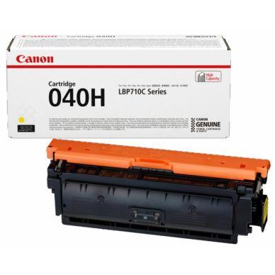 Canon CRG040HY Gul Lasertoner,