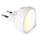 LED nattlampa med skymningssensor, 0,4W