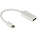 Deltaco Mini DisplayPort till Hdmi adapter