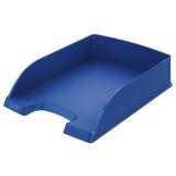 Brevkorg Leitz Plus standard blå