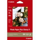 Fotopapper Glossy Plus 13x18 cm 20 ark 260g
