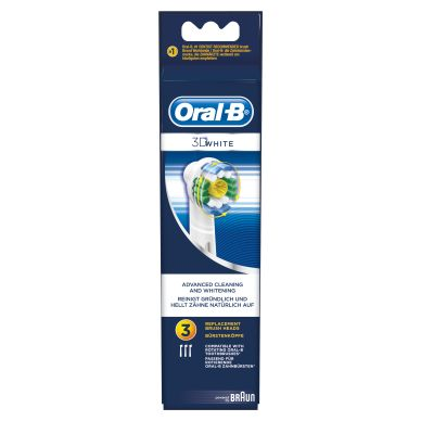 Bild Oral-B Oral-B 3D White 3-pack