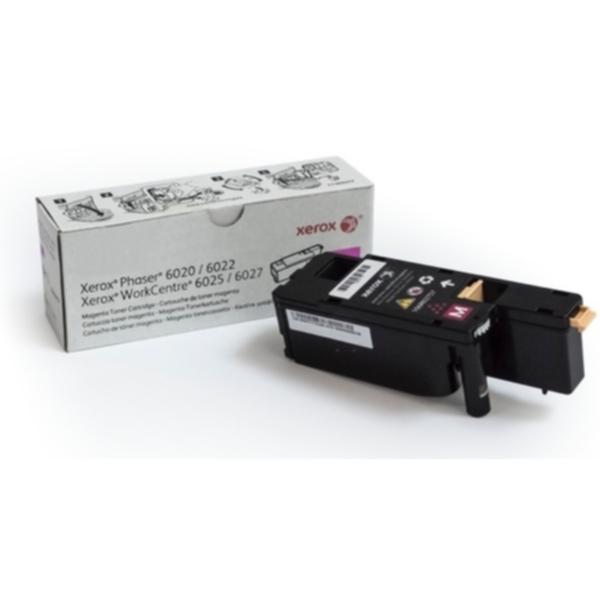 Pris på Xerox Tonerkassett magenta 1.000 sider 106R02757 Tilsvarer: N/A