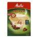 Melitta Kaffefilter 1x4 Brun 80-pack