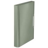 Prosjektmappe Leitz Style PP Celad. Grøn