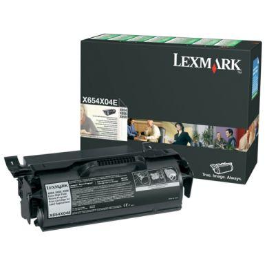 Lexmark Värikasetti musta 36.000 sivua, LEXMARK