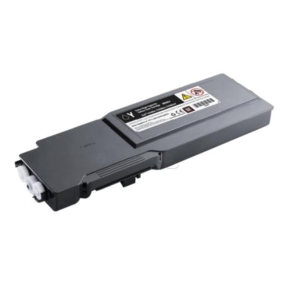 Pris på Dell Tonerkassett gul, 9.000 sider, høy kapasitet (MD8G4) 593-11120 Tilsvarer: N/A