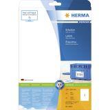 Etikett HERMA Premium A4 210x297 (25)