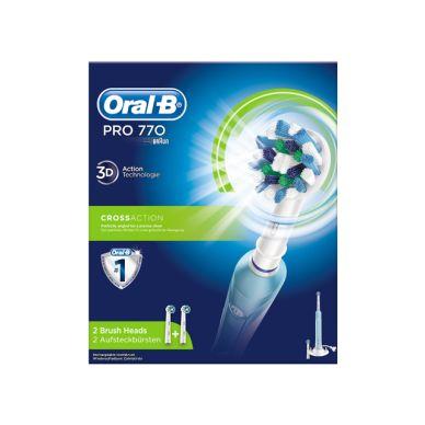 Oral-B Oral-B Pro 770 Eltandborste 4210201124825 Motsvarar: N/A
