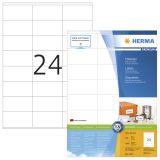 Etikett HERMA Premium A4 70x36 (100)