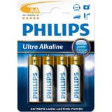 Philips ExtremeLife+ LR6E4B 4-pack AA/LR6