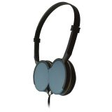 Maxell MXH-HP200 SUPER SLIM HEADPHONES BLUE
