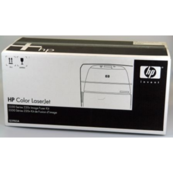 Pris på HP Fuser kit Q3985A Tilsvarer: N/A
