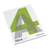 Limt blokk A4 Linjert60g/100 ark