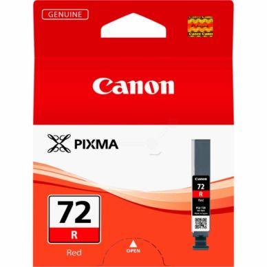 Canon Canon PGI-72 R Mustepatruuna punainen, 1.050 sivua, CANON