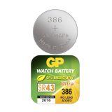 Knappcellsbatteri GP 386 SC1 / SR43W