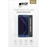 GEAR Härdat Glas Huawei Honor 8 Full Fit Svart